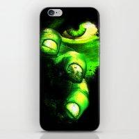 hulk iPhone & iPod Skins featuring Hulk by Juliana Rojas | Puchu