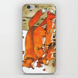 Noah's Ark - Fox iPhone Skin