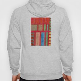 Some Chosen Rectangles ordered on Red Hoody