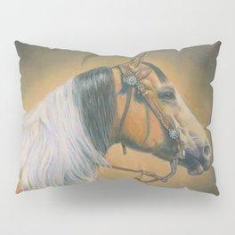 Pinto Trail Horse Pillow Sham