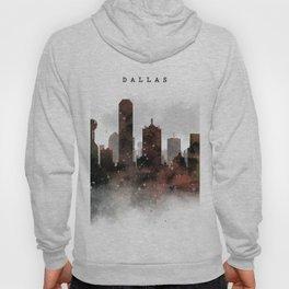 Dallas City Skyline Hoody