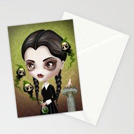 Be Afraid Stationery Cards