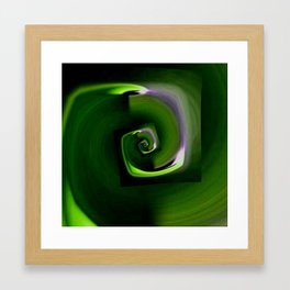 Laberinth Framed Art Print