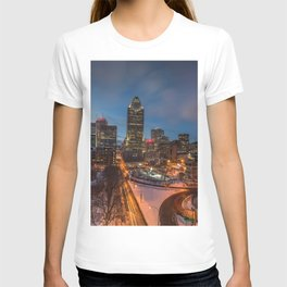Montreal By Night T-shirt