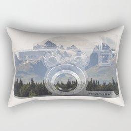 Inner Immensity Rectangular Pillow
