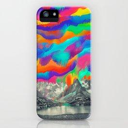 Skyfall, Melting Northern Lights iPhone Case