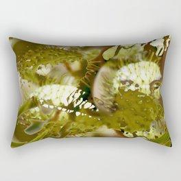 Fatty Prickle Rectangular Pillow