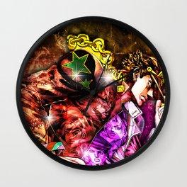 Jotaro Kujo Wall Clock