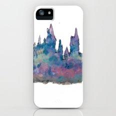 Hogwarts Slim Case iPhone SE