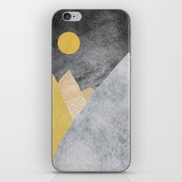 Modern Landscape XVI iPhone Skin