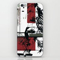 jazz iPhone & iPod Skins featuring jazz by onoff mode