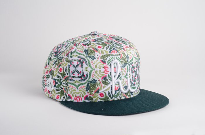 Snapback Hat: Zsalto (in4mation x Society6) Editions