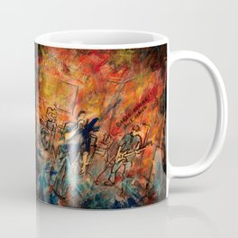 obscured by silence Coffee Mug