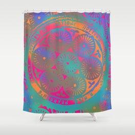 influence Shower Curtain