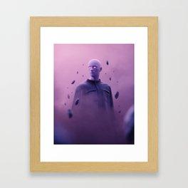Skip Tracer Framed Art Print