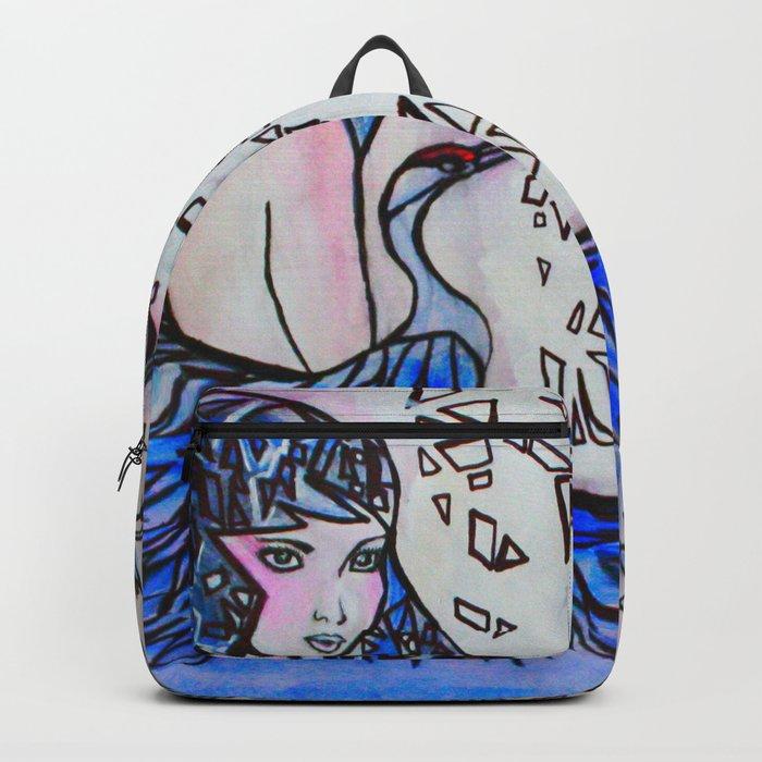 Everlasting # society6 #decor #buyart Backpack