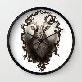 Corvus Cervus Lepus Series - Axis Wall Clock