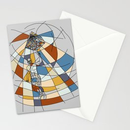 The Eureka Run Stationery Cards