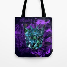 Decepticons Abstractness - Transformers Tote Bag