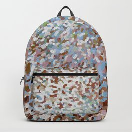 A New Day in Living Coral Juul Backpack