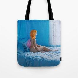 mer as me in my room Tote Bag