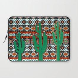 Southwest Cactus Laptop Sleeve