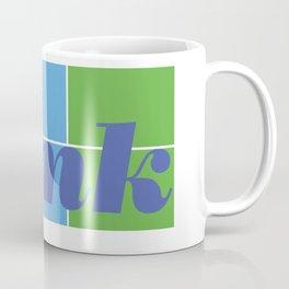The Pickleball Dink Coffee Mug
