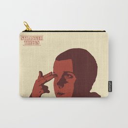 Eleven, Stranger, Things Carry-All Pouch