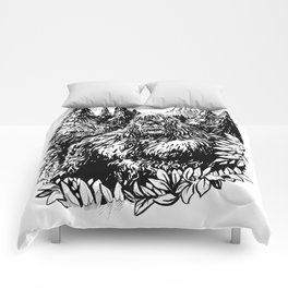 PACIFIC NORTHWEST SASQUATCH Comforters