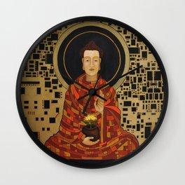 Alchemical Mind  Wall Clock