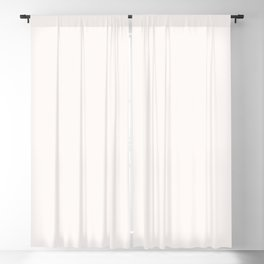 Coconut Butter Blackout Curtain
