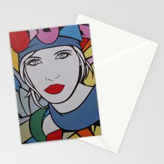 COLOMBINE Stationery Cards