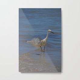 The Main Character Metal Print