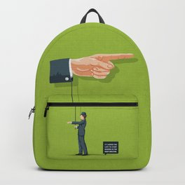 The Right Direction Backpack