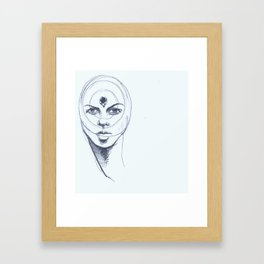 Brainwashed America Framed Art Print