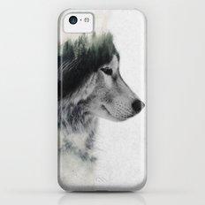 Wolf Stare Slim Case iPhone 5c