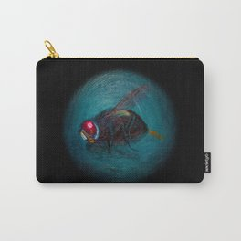 Dead Fly Carry-All Pouch