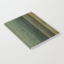 Simple Fabric Texture Notebook