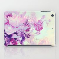 pastel iPad Cases featuring pastel bouquet by clemm