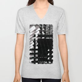 Lists Over Lists Over Lists Unisex V-Neck