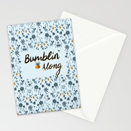 Bumbling and Busy Stationery Cards