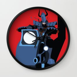 Samurai Jack Season 5 Wall Clock