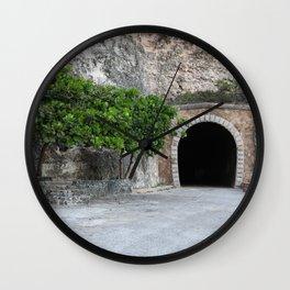 The Entrance Wall Clock