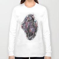 shell Long Sleeve T-shirts featuring Shell by Kayla McIntosh