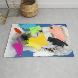 Composition 724 Rug