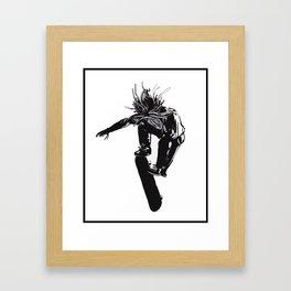 Flip Framed Art Print