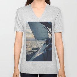 Boat Life Unisex V-Neck
