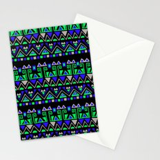 Tribal Rhythm Stationery Cards