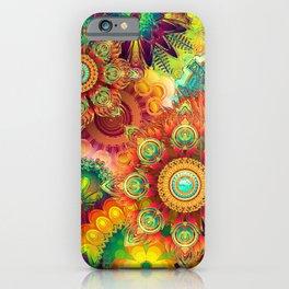 Gipsy Mandala's iPhone Case
