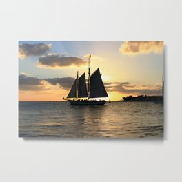 A way to the sun Metal Print
